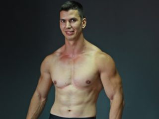 Muscled Cristian