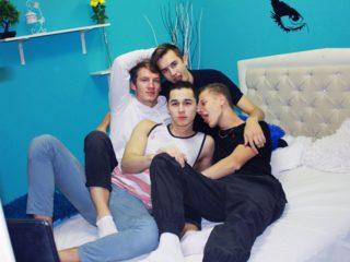 Marsel & Tim & Kevin & Ostin