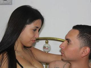 Luciana Bellz & Miguel Alves
