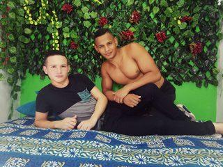 Enman Sarab & Nico Padill