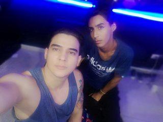 Lucas Coleman & Dante Iglesias