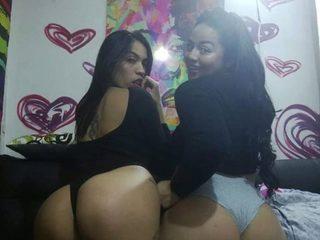 Deborah Mel Trozo & Paola Finger