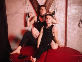 Matthew Fox & Ben Vlass