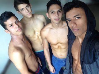 Thiago & Samuel & Kevin & Will