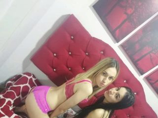 Dulce Love & Evelyn Slut
