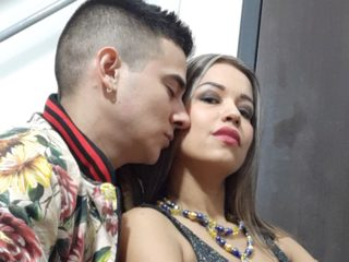 Karoll Lopez & Lucas Coleman