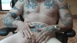 Buck Angel Cigar Webcam Show