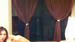 Alexis Violet Private Webcam Show - Part 2