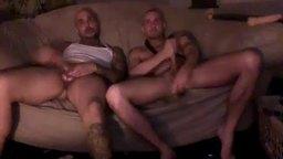 Nasty Bo & Nash Boy Private Webcam Show - Part 2