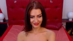 Amber Willis Chatting on Cam