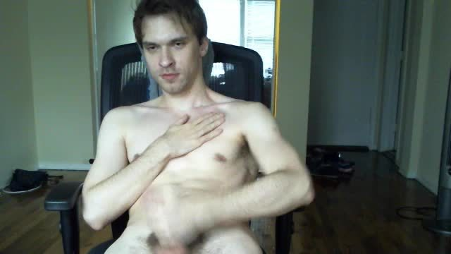 Group Chat: Jorrel Jerking His Cock