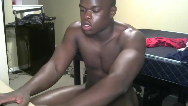 Demetri Self Sucking and Jerk Off