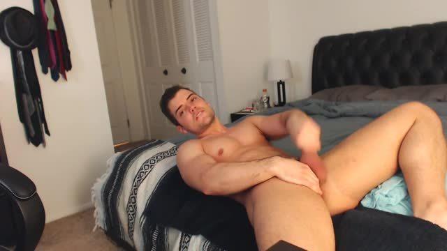 Hot chick screaming orgasm masturbating