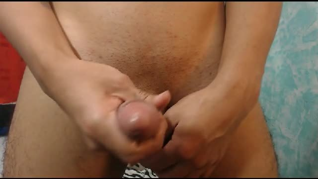 Daren Jerking Off and Cums