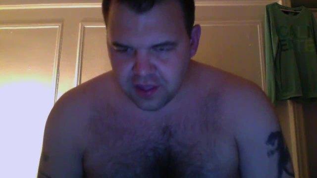 Ellis Zane Got Hairy Body