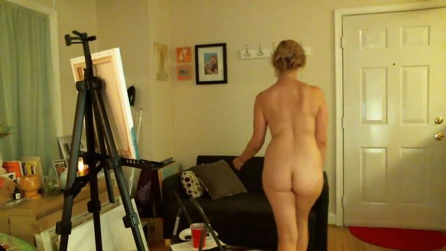 Big Natural Tits Hard Pink Nipples
