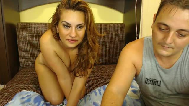 Kitty Eve & Master Aaron Private Webcam Show - Part 2