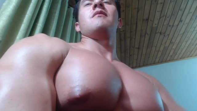 Big Chest and Pink Nipples