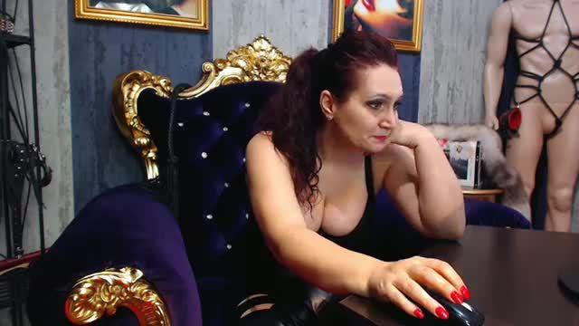 Sheila Femdom Private Webcam Show