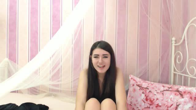 Cute Destiny Cole Webcam Show