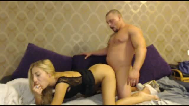 Nice Couple Get Frisky