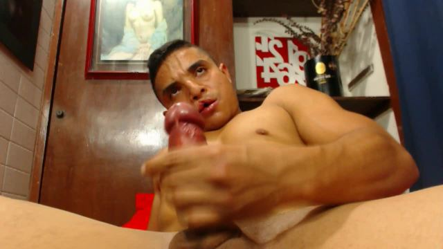 Collin Big Private Webcam Show - Part 9