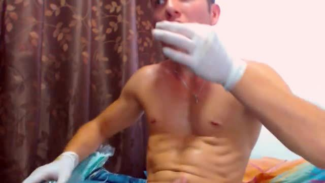 Horny Kevin Private Webcam Show