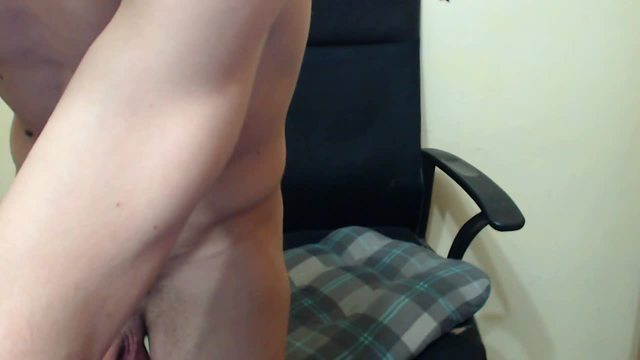 Young Man with a Nice Cock Jerks for You