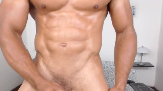 Group Chat: Jerking Webcam Show