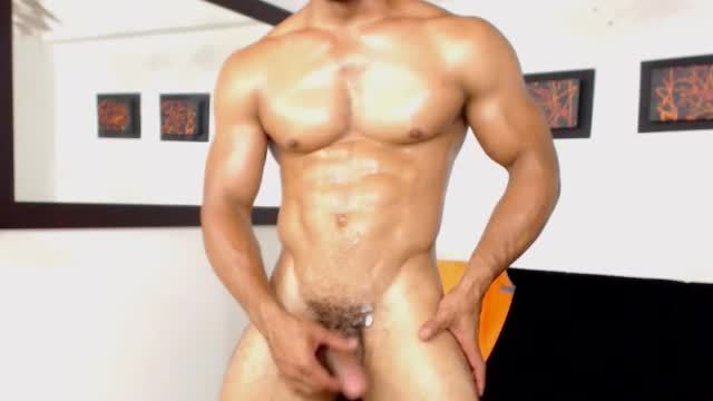 Dominic Craw Cum Webcam Show