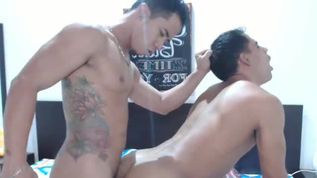 Raul and Apolo Sex Webcam Show