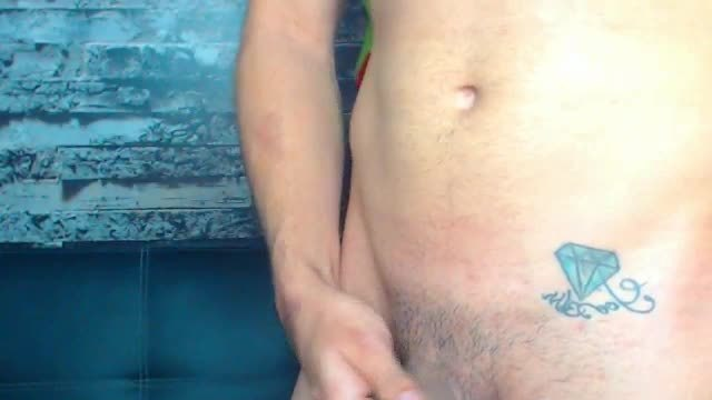 Jerking Off but No Cum