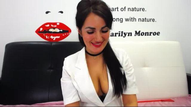 Tessa Cougar Private Webcam Show - Part 2