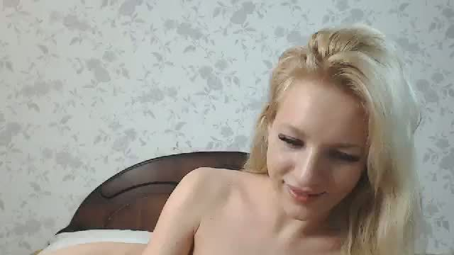 Nude Toy Webcam Show with Gag