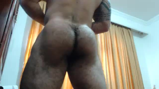 Hot Colombian Fit Model Ass Play Webcam Show