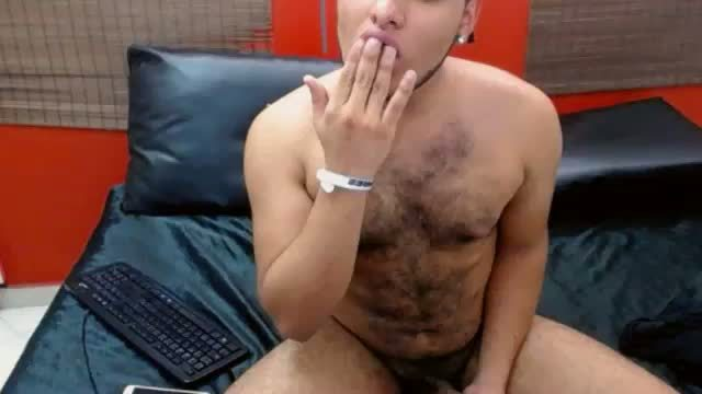 Christopher Cum Private Webcam Show