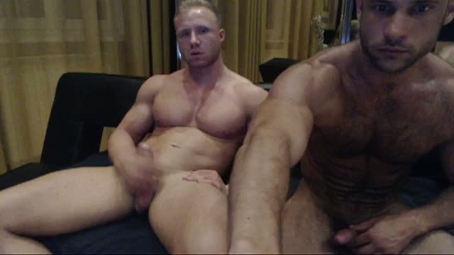 Anatoly Ivanov & Denton Baxter Private Webcam Show
