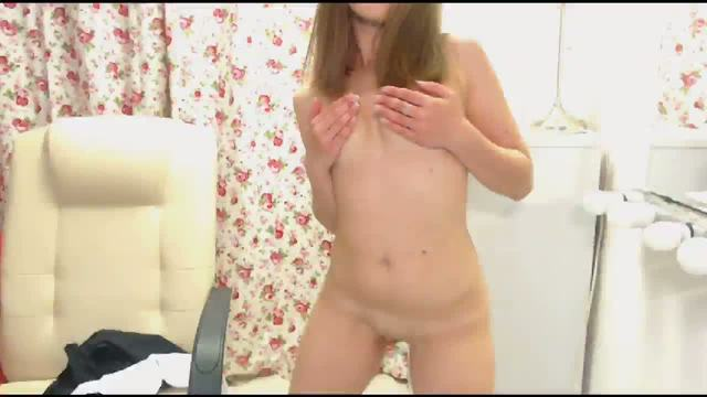 Ashley's Sexy Dance Webcam Show