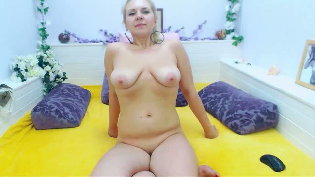 Sexy Lora Strips and then Plays with Her Pussy and Toys