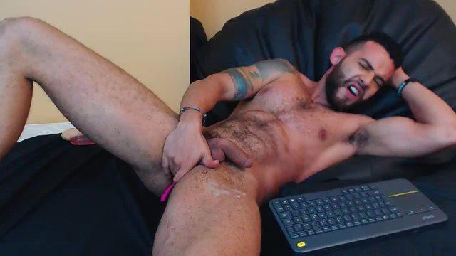 Logan Cardenas Private Webcam Show - Part 8