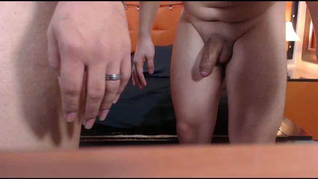 Dann Miller & Bruke Pit Private Webcam Show - Part 2