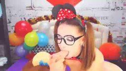 Hot Alicia Private Webcam Show
