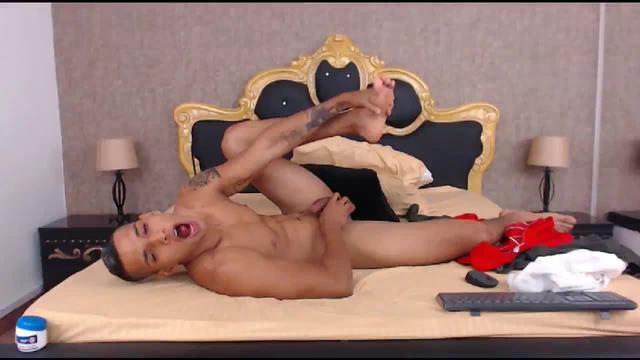 Cristian Velez Private Webcam Show