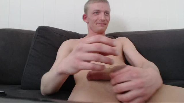 Fleshlight Jerk and Massive Cumshot