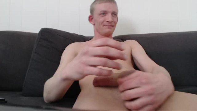 Fleshlight Jerk and Massive Cumshot