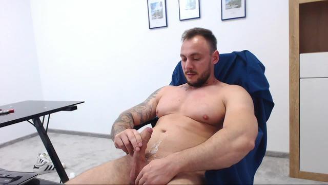 Michael Thor Private Webcam Show
