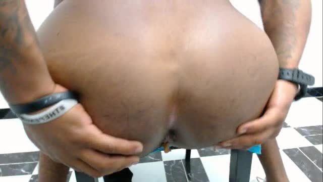Antwan Black Private Webcam Show