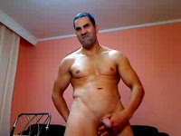 Muscle Paul Private Webcam Show