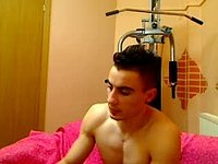 Ricky Twink Private Webcam Show