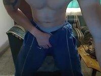 Cum in Webcam Show
